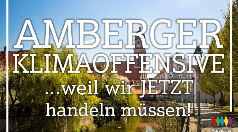 """""""Amberger Bunt"""" beantragt Amberger Klimaoffensive"""""""