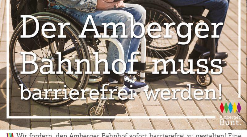 Barrierefreiheit für den Bahnhof – JETZT!