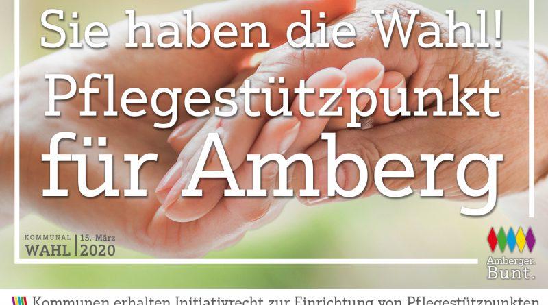 Pflegestützpunkt für Amberg